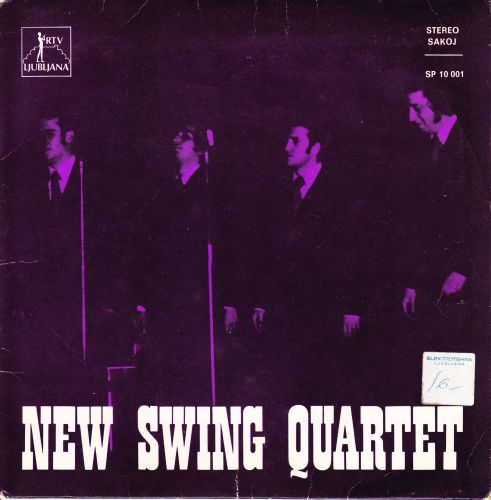 New Swing Quartet - Stari Vlak / I Just Telephone Upstairs