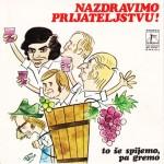 1974-NewSwingQuartet-Singles-Nazdravimo-Prijateljstvu