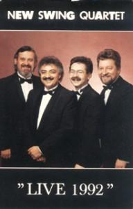 1992-NewSwingQuartet-Live-92